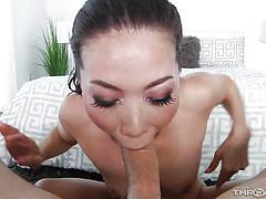 Wet rimjob for my honey