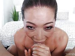 Wet rimjob for my honey