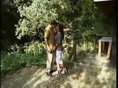 Sandra brust in die gutsherrin, scene 2 # by saamba