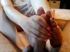 My best footjob compilation 2 - slowmen17
