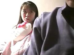 Japanese boyfriend fuck gf mom