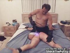 Milf cunt bondage and beating