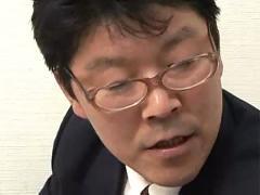 Japanese secretary forced