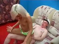 Olesja hot russian teen fuck drunk sailor