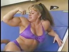 Heather policky wrestling