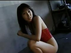 Cute japanese cum'ed on