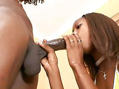 Chocolate pussy factory 2 - scene 3