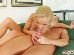 Milf thing mature double anal