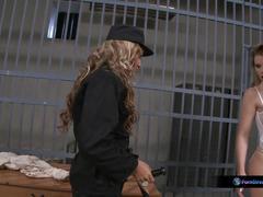 Nathasa brill and goldie divine lesbian prison sex