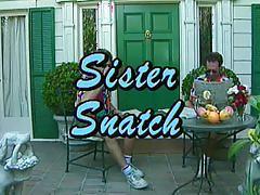 Sister snatch - scene 1