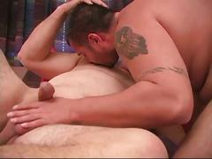 Ryan's first blow job by the great canadian male