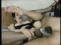 German couple in foot n heels fetish fantasy  heels