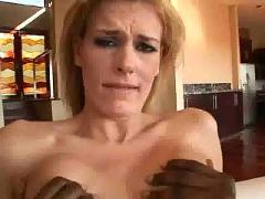 Horny mom & black stud - anal s88