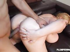 Sexy blonde milf tiffany blake takes on bbc hunk