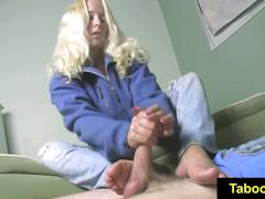 Fetishnetwork julie wants cum on feet