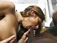Work place sluts - new receptionist out of trouble by fucking black boss