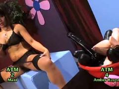 Maxi - amber rayne battle out