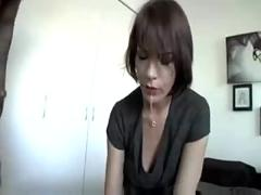Gets fucked hard by her boss