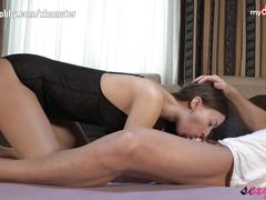 My dirty hobby - sexyria anal in high heels