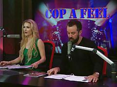 Sexy cops compete for the fastest takedown @ season 1 ep. 670