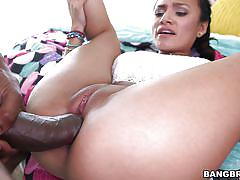 Horny natalia gets banged hard
