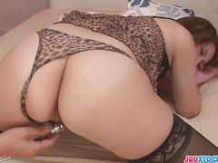 stockings, milf, toys, masturbation, asian, japanese