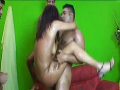 Sheyla hot  group sex