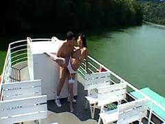 Marketa brymova anal river boat