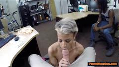 Dude agrees his girlfriend to strip suck and fuck for money