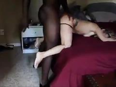 White slut for black