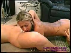 Lesbian living room 5