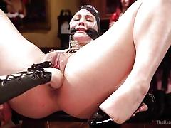 fisting, bondage, bdsm, latex, big tits, babe, interracial, deepthroat, group sex, watching, the upper floor, kink, aiden starr, cherry torn, ramon nomar, nora riley