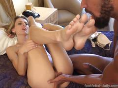 blondes, fingering, foot fetish, interracial, polish