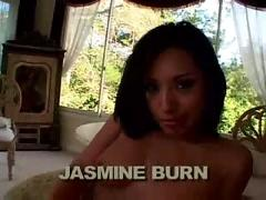 Jasmine byrne gets her ass fucked