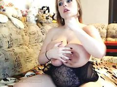 Big pregnant boobs