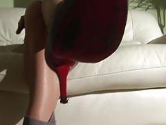 fetish, shoe licking, femdom, humiliation