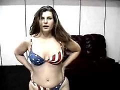 bikini, domination, wrestling