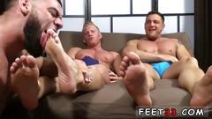twink, footjob, feet, gay, toe sucking