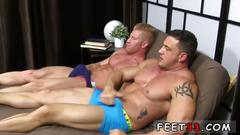 Male feet worship sleep videos gay ricky to worship johnny joey