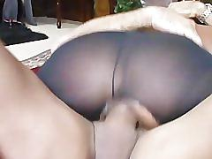 hardcore, pantyhose, tights, stockings, raven, heels, oral, doggystyle, busty, big-tits, fake-breasts
