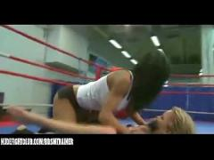Jessica moore vs kyra black