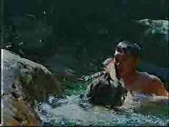 Tazan - waterfall