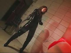 asian, bdsm, femdom, latex, spanking
