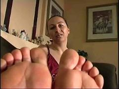 Plump feet jerk instruction