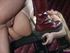 Harmonyvision sexual freak cathy heaven loves anal sex