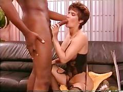 brunettes, cumshots, interracial, pornstars, vintage