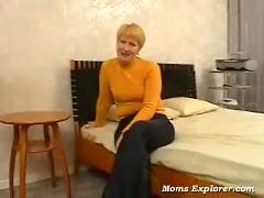 Russian mature women porno casting