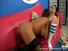 Cougars crave kittens 3