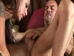 Blowjob,  brunette,  swallow,  hotel