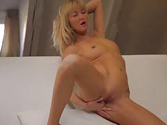 Susan snow plays with her cute wet pussy